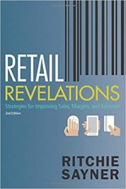 Advanced Retail Strategies: Retail Revelations Book by Ritchie Sayner